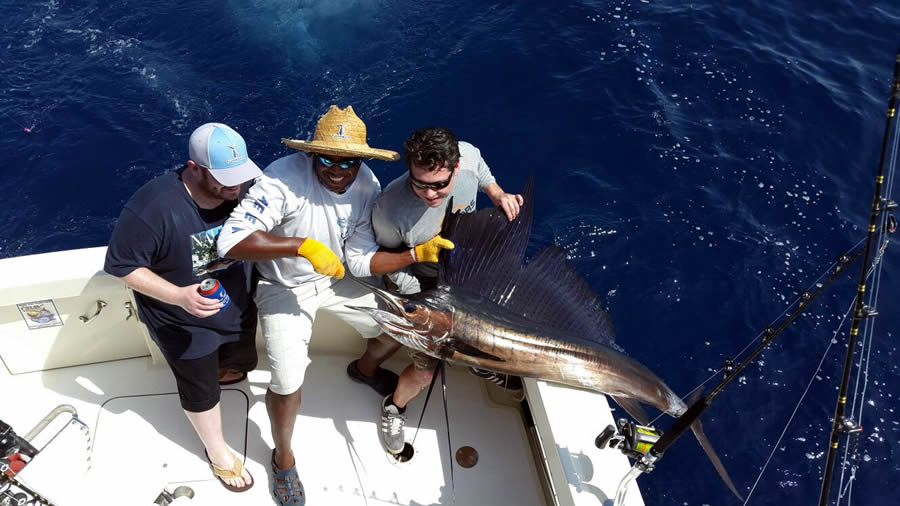 Quepos fishing charters top quepos fishing boats crew for Costa rica fishing charters