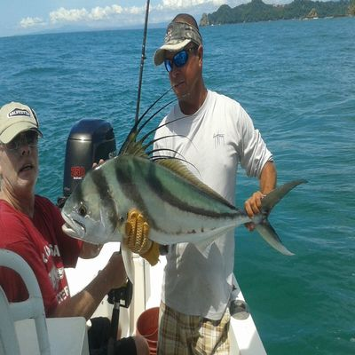 quepos inshore fishing