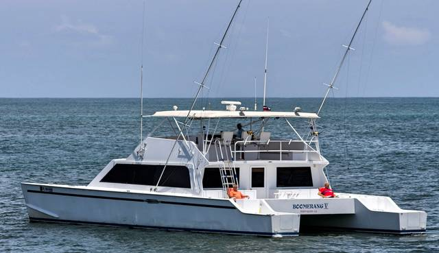 Quepos Luxury Fishing Boats